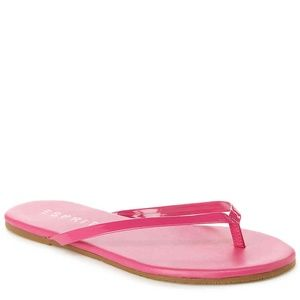 Party flat sandal from Esprit NWT